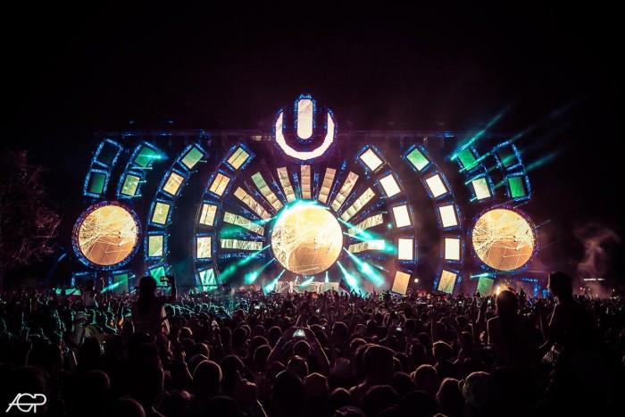 utra music festival