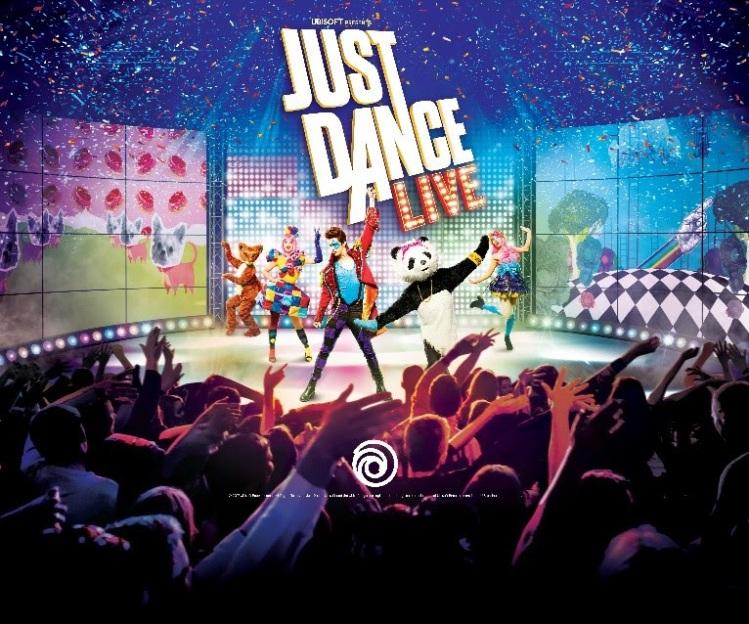 Just Dance Live Tour